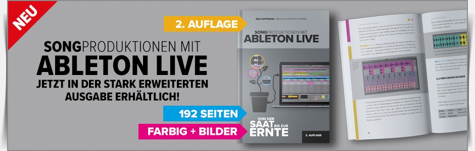 Ableton-Live-Buch