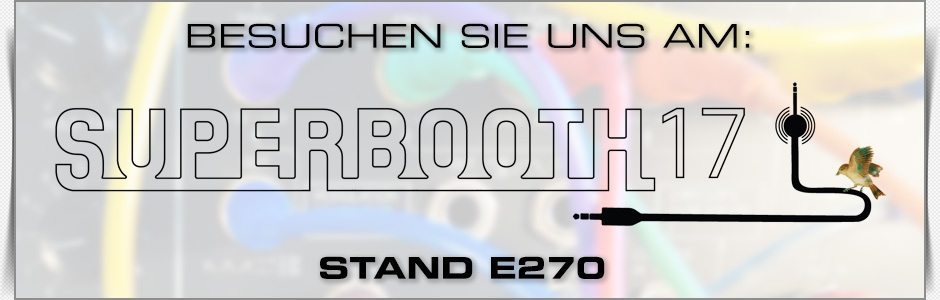 Superbooth 2017